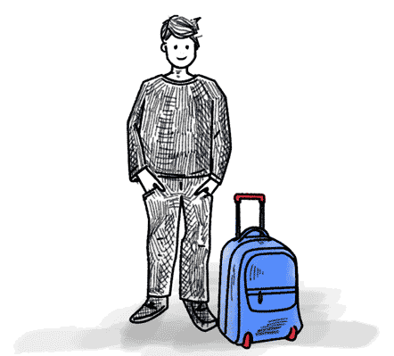 Kategorie Schultaschen-Trolleys