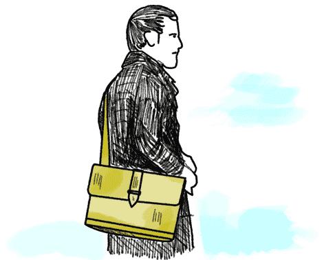Schultaschen Lehrer
