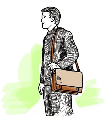 Schultaschen Jungen Oberstufe