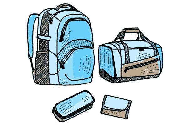 Schultaschen für große Kinder