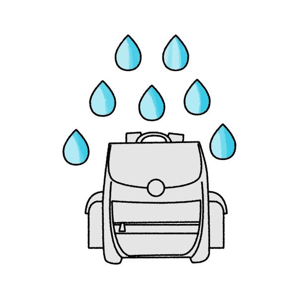 Wasserabweisende Eigenschaften Schulranzen