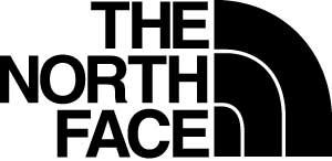 Logo der Marke North Face Schulrucksäcke